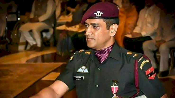 MS Dhoni To Be On Patrol, Guard Duties Of Territorial Army In Kashmir