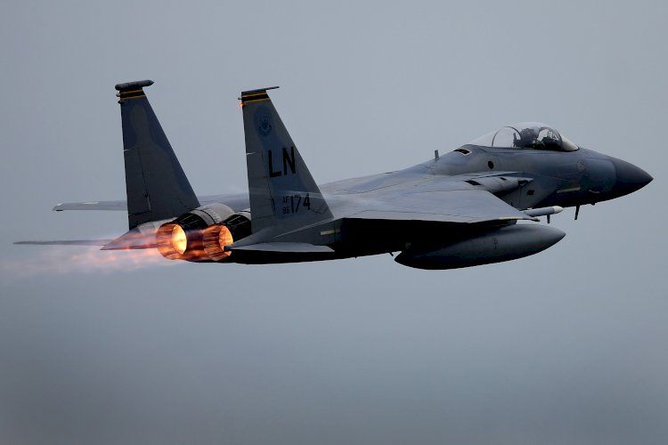 Is The Air Force A New Battlefield?