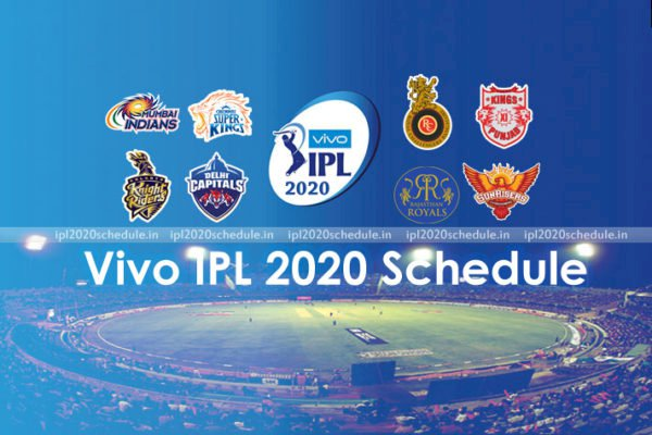 VIVO IPL 2020 Schedule - The VIVO IPL 2020 schedule, IPL 2020 teams and match timings of IPL 2020 are set to be the top of the agenda during the IPL GC meeting.