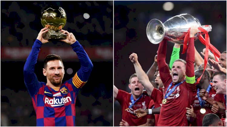 Messi, Shelly-Ann and Liverpool: top prizes nominees at Laureus World Sports Awards